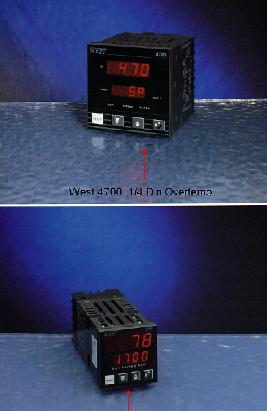 West 4700 & 6700 Over temp Controllers